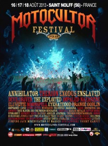 Motocultor Open Air 2013 – Saint-Nolff (56)