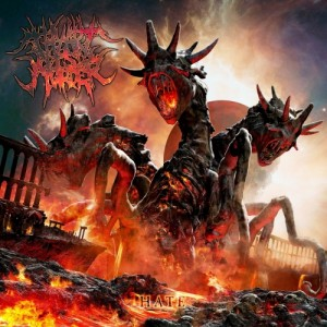 THY ART IS MURDER – Hate
