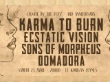 [LIVE REPORT] KARMA TO BURN + SONS OF MORPHEUS + ECSTATIC VISION + DOMADORA – 23.04 – Le Korigan –Luynes( 13)