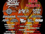 [PREVIEW] ROCK FEST BARCELONA – 15/16/17 Juillet 2016