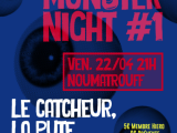 [LIVE REPORT] Le Catcheur, La Pute et Le Dealer + GoMad! & Monster au Noumatrouff (68)