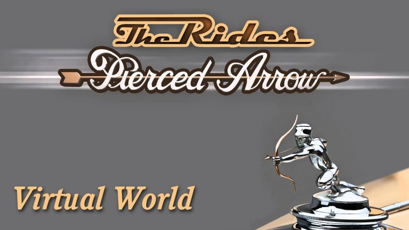 The Rides – Pierced Arrow