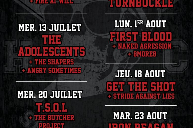 [CONCOURS] GAGNE UN WARRIOR PASS POUR LE FESTIVAL SEE YOU IN THE PIT #6 à la Secret Place