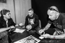[INTERVIEW HELLFEST ] MASS HYSTERIA – Yann (guitare)