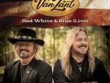 VAN ZANT – RED WHITE & BLUE