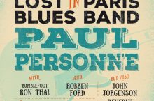 Lost in Paris Blues Band – Live