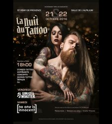 [LIVE REPORT] LA NUIT DU TATOO – No One Is Innocent – 22 .10 – Saint Remy de Provence (13)