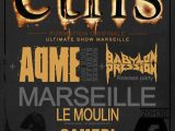 [LIVE REPORT ] ETHS + AqME + BABYLON PRESSION – 08.04 – Le Moulin – Marseille