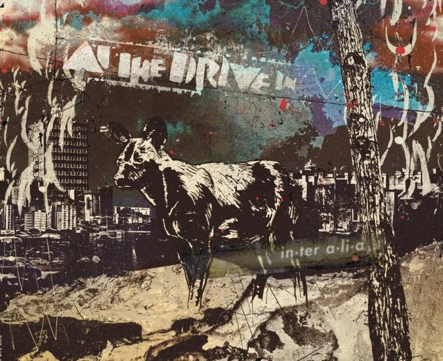 AT THE DRIVE IN- In.ter.a.li.a