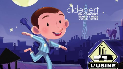 [PREVIEW- CONCERT INTERGENERATIONS] – ALDEBERT – 03.03 – L'Usine Istres (13)
